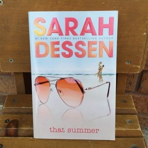 4/$20 - That Summer by Sarah Dessin